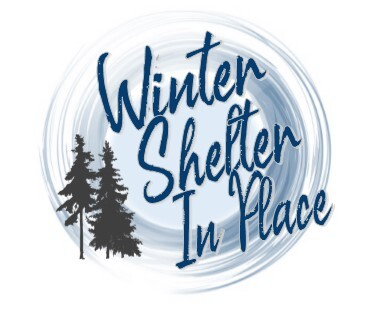 winter shelter in place